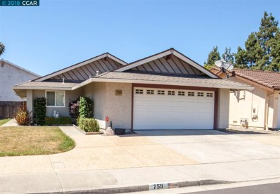 759 Seacliff Ct, Rodeo, CA 94572 - #: 40829775