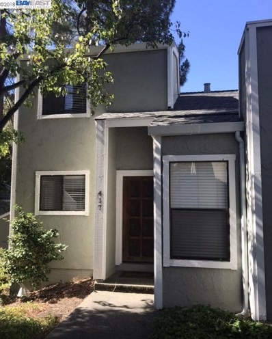 417 Scottsdale Road, Pleasant Hill, CA 94523 - #: 40832617