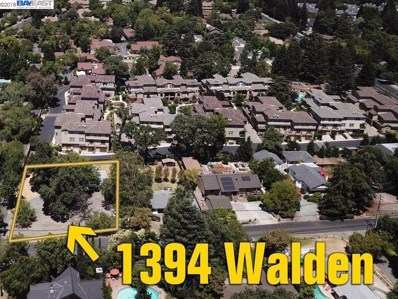 1394 Walden Rd, Walnut Creek, CA 94597 - #: 40833600