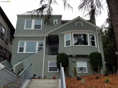 581 Valle Vista Ave, Oakland, CA 94610 - #: 40835633