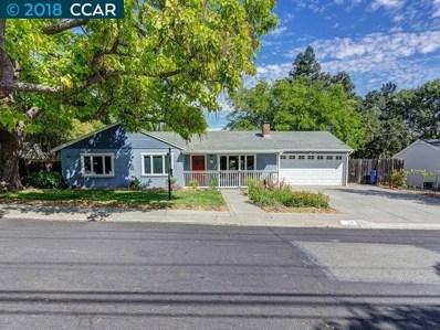 18 Carlos Ct, Walnut Creek, CA 94597 - #: 40837529