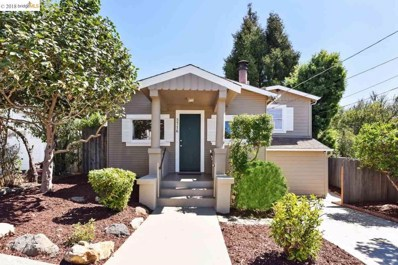 3716 Madrone Ave, Oakland, CA 94619 - #: 40838596