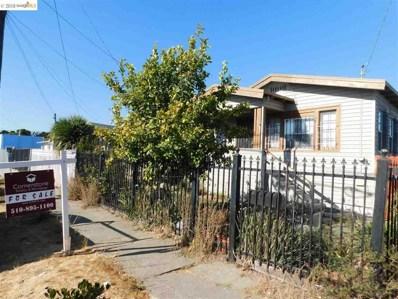7528 Rudsdale St, Oakland, CA 94621 - #: 40838998