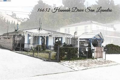 16632 Hannah Dr, San Leandro, CA 94578 - #: 40840259