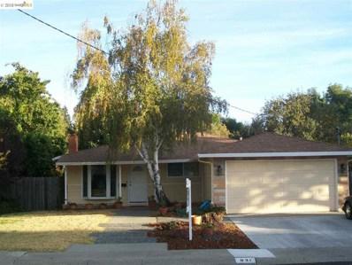 931 Santa Cruz Dr, Pleasant Hill, CA 94523 - #: 40841515