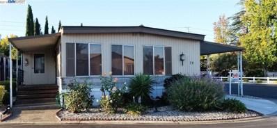 3263 Vineyard Ave., #79 UNIT #79, Pleasanton, CA 94566 - #: 40841569