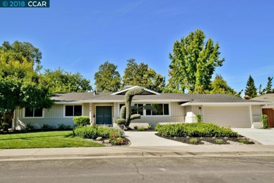 1950 Blackstone Dr, Walnut Creek, CA 94598 - #: 40841609