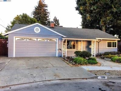 520 Sequoia Rd, Hayward, CA 94541 - #: 40842221