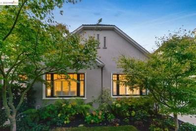 19 Monticello Ave, Piedmont, CA 94611 - #: 40842334