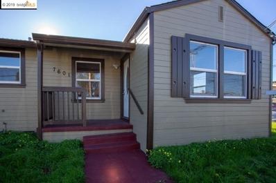 7601 Rudsdale St, Oakland, CA 94621 - #: 40842705