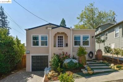 4527 Pampas Ave, Oakland, CA 94619 - #: 40843178