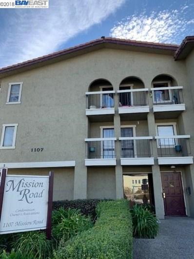 1107 Mission Rd UNIT 314, S San Francisco, CA 94080 - #: 40844661