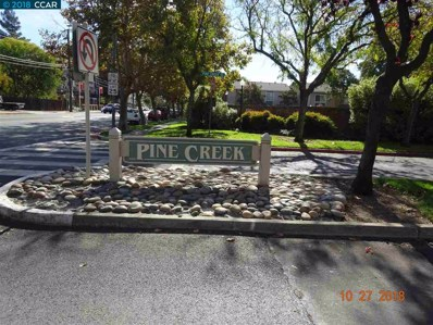 1261 Pine Creek Way UNIT C, Concord, CA 94520 - #: 40846748