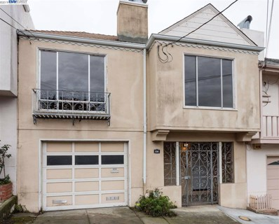 638 Colby St, San Francisco, CA 94134 - #: 40850377