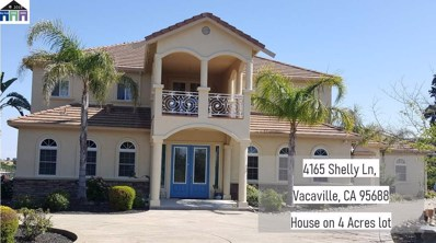 4165 Shelly Ln, Vacaville, CA 95688 - #: 40869413