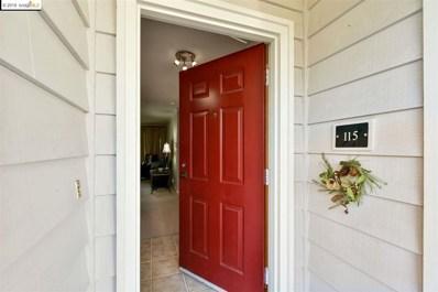 1207 Melville Square UNIT 115, Richmond, CA 94804 - #: 40873111