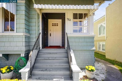 1322 Virginia St, Berkeley, CA 94702 - #: 40875665