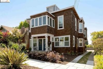 4324 Montgomery St UNIT A, Oakland, CA 94611 - #: 40876497