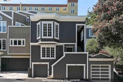 226 Roosevelt Way #226A, San Francisco, CA 94114 - #: 40882937