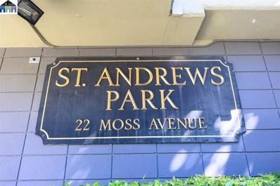 22 Moss Avenue UNIT 101, Oakland, CA 94610 - #: 40885539