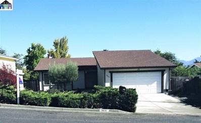 3631 Sunview Ct, Concord, CA 94520 - #: 40886694