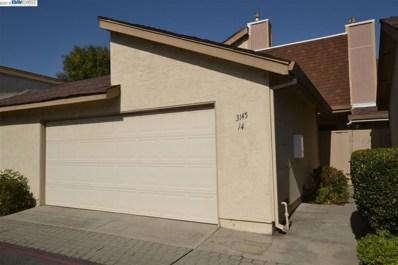 3145 Loma Verde Dr UNIT 14, San Jose, CA 95117 - #: 40888047