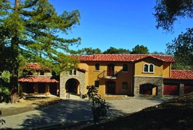 15374 Madrone Hill Road, Saratoga, CA 95070 - #: 52112429