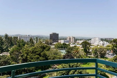 601 Laurel Avenue UNIT 903-904, San Mateo, CA 94401 - #: 52114294