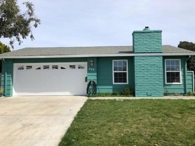 442 Shelley Way, Salinas, CA 93901 - #: 52143094