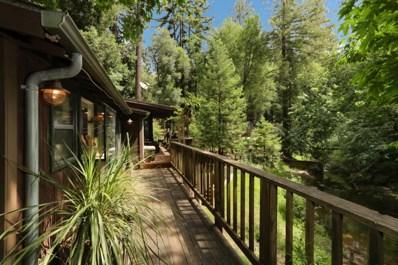 600 River Drive, Boulder Creek, CA 95006 - #: 52148622