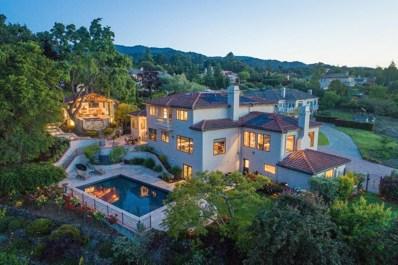 24040 Oak Knoll Circle, Los Altos Hills, CA 94022 - #: 52152916