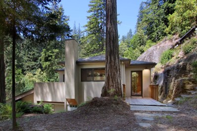 333 Wooded Way, Boulder Creek, CA 95006 - #: 52152979