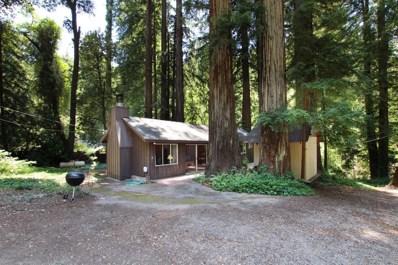 142 Nellie Lane, Boulder Creek, CA 95006 - #: 52154819