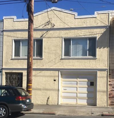 201 Felton Street, San Francisco, CA 94134 - #: 52155514