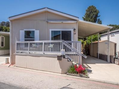 999 Old San Jose Road UNIT 13, Soquel, CA 95073 - #: 52156530