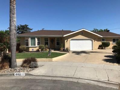 662 Apache Court, San Jose, CA 95123 - #: 52156807