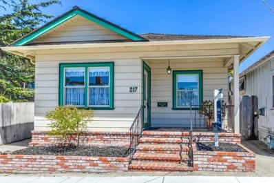217 Park Street, Pacific Grove, CA 93950 - #: 52157326