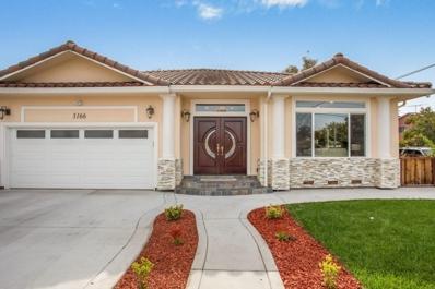3166 Fair Oaks Avenue, Redwood City, CA 94063 - #: 52159266