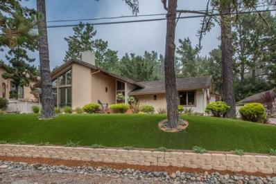 4077 Los Altos Drive, Pebble Beach, CA 93953 - #: 52160310