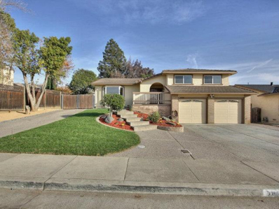 3398 Guluzzo Drive, San Jose, CA 95148 - #: 52161774