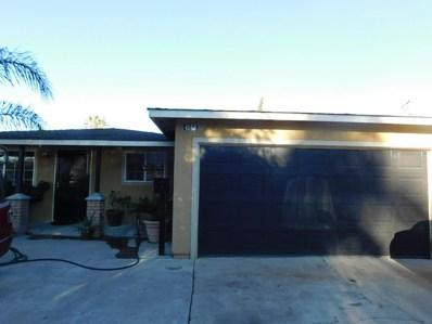 4152 San Bernardino Way, San Jose, CA 95111 - #: 52161800