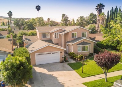 1384 Alvernaz Drive, San Jose, CA 95121 - #: 52162102
