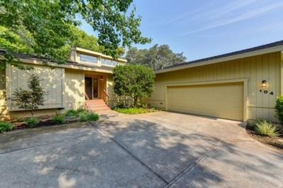104 Winding Canyon Lane, Folsom, CA 95630 - #: 52162388