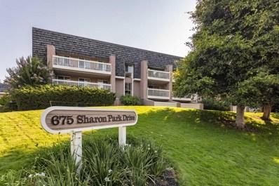 675 Sharon Park Drive UNIT 134, Menlo Park, CA 94025 - #: 52163152