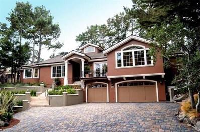 4016 Costado Road, Pebble Beach, CA 93953 - #: 52163560