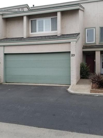 1253 Los Olivos Drive UNIT 25, Salinas, CA 93901 - #: 52163679