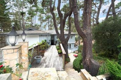 4196 Sunridge Road, Pebble Beach, CA 93953 - #: 52163976