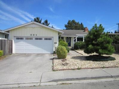 201 Fernwood Drive, San Bruno, CA 94066 - #: 52164004