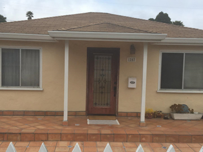 1257 Judson Street, Seaside, CA 93955 - #: 52164789