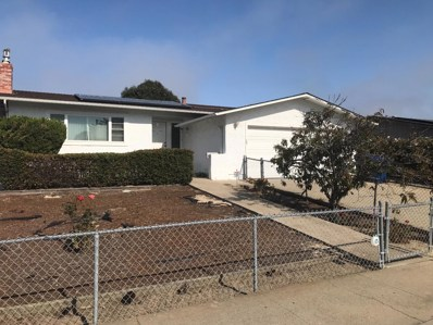 1609 Yosemite Street, Seaside, CA 93955 - #: 52165275
